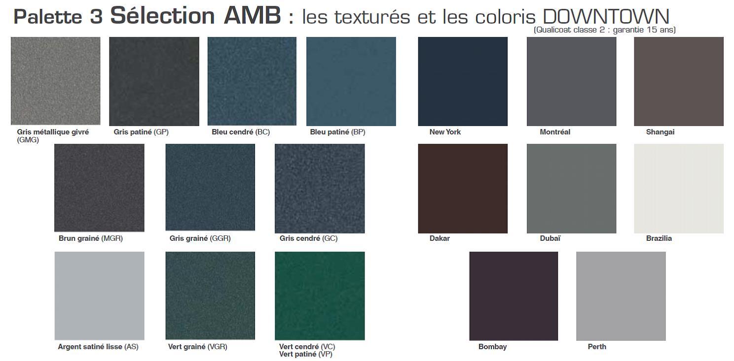 nos couleurs alu et pvc. Black Bedroom Furniture Sets. Home Design Ideas